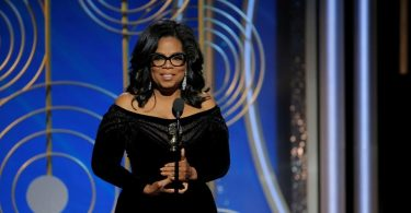 Oprah Winfrey delivers a powerful speech honoring #TimesUp
