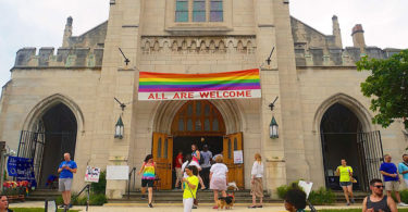 United Methodist Church Welcomes All