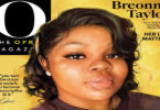 Breonna Taylor Cover of Oprah Magazine